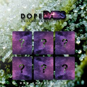 Dope Dabs Cannabis Strain Specific Terpene Profile Custom Sample Pack