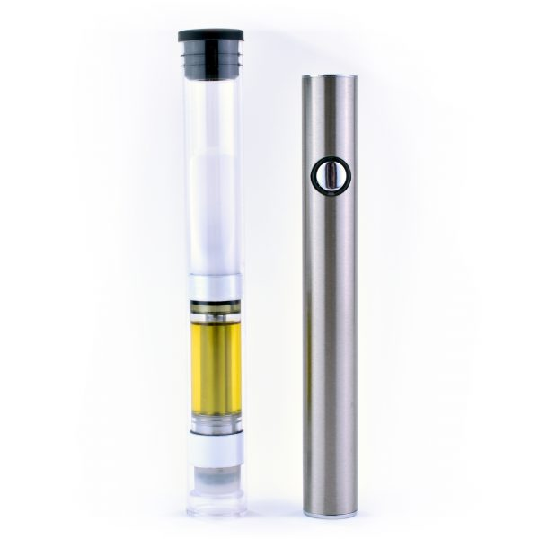 New 1 ml Cartridge and Silver Battery